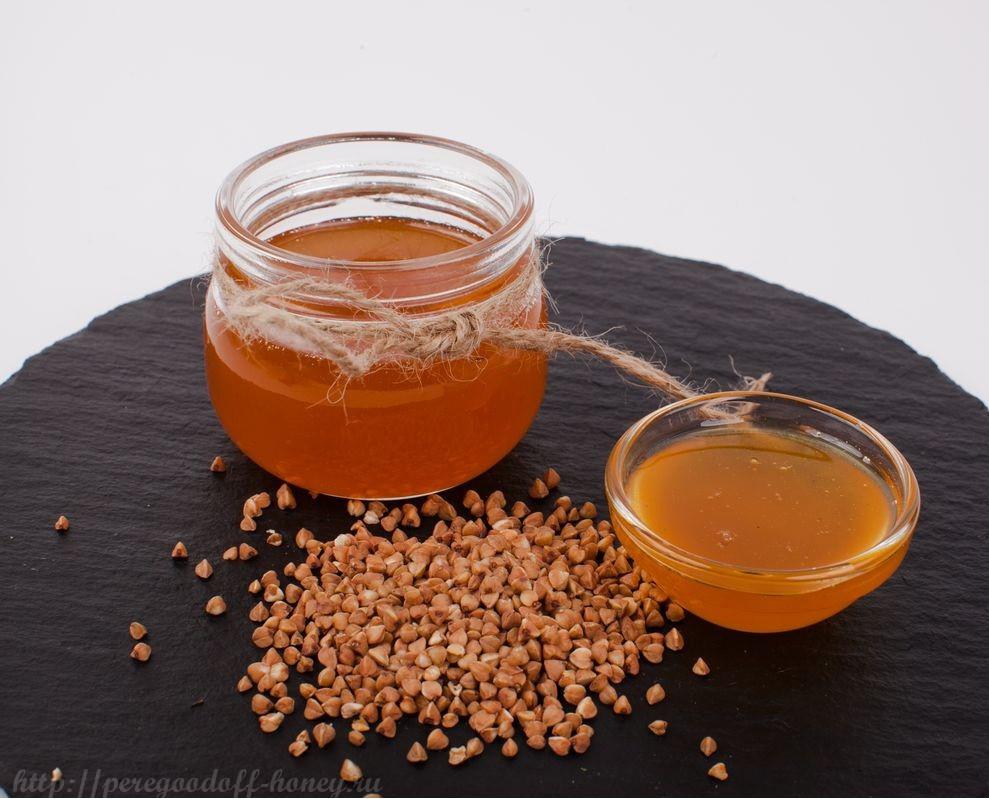 Гречишный мед 0.5 л (0.75 кг)