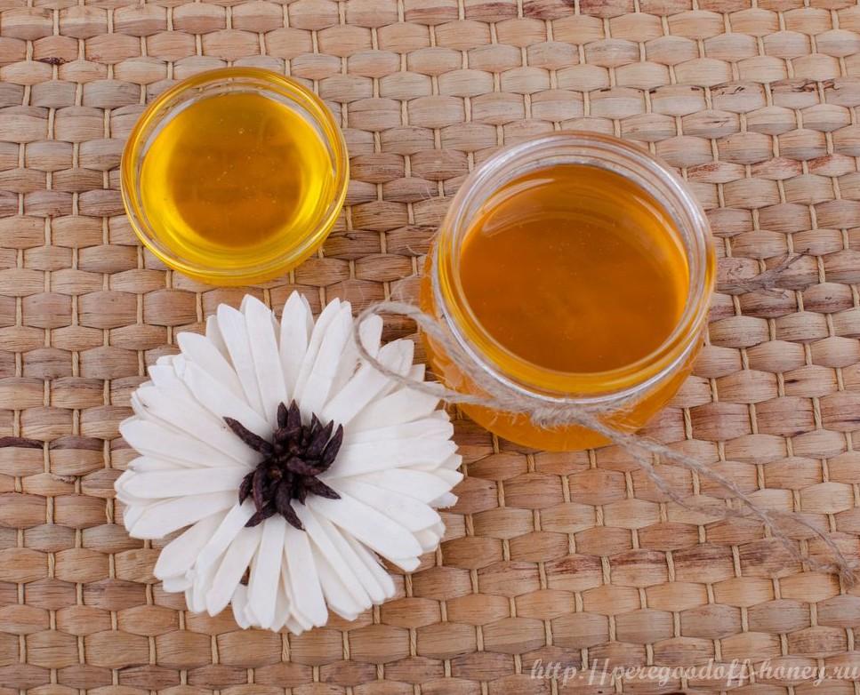 Цветочный мед 0.5 л (0.75 кг)