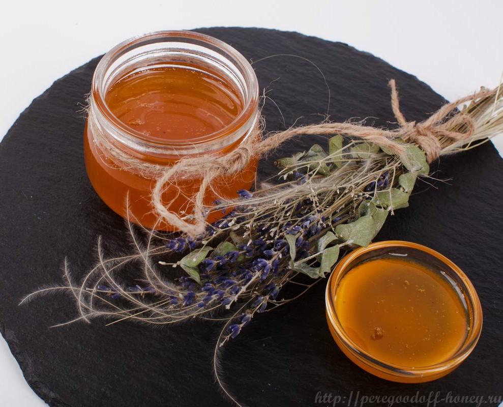 Дягилевый мёд 0.5 л (0.75 кг)