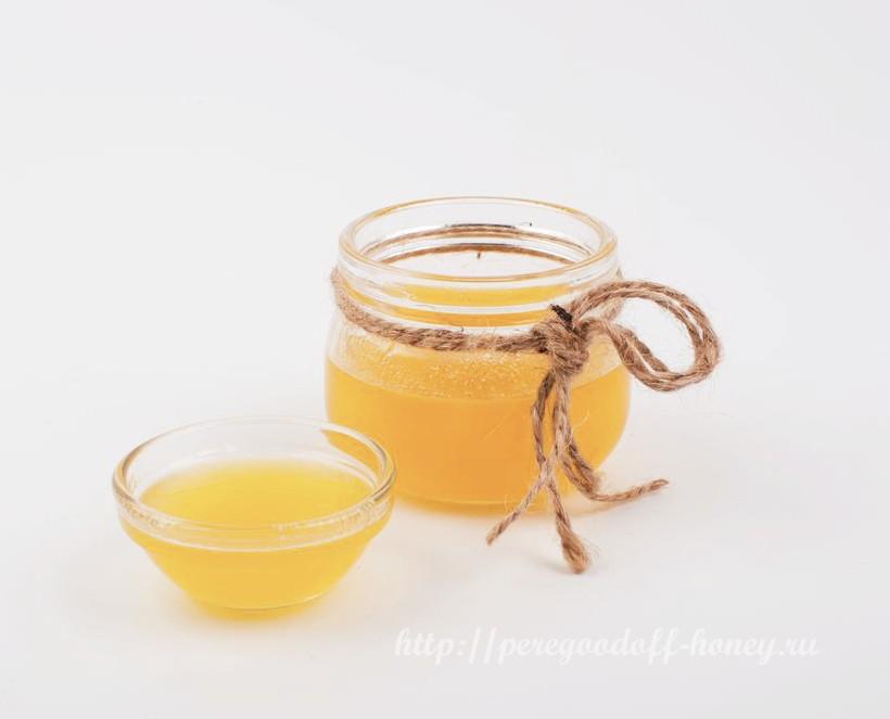 Васильковый мед 0.5 л (0.75 кг)